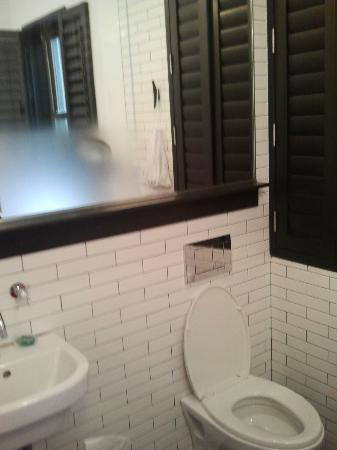 Pod 39 Hotel: WC