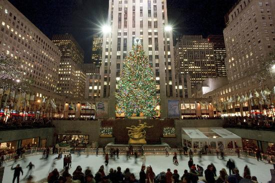 rockefeller center tree picture of lotte new york palace new york city tripadvisor. Black Bedroom Furniture Sets. Home Design Ideas