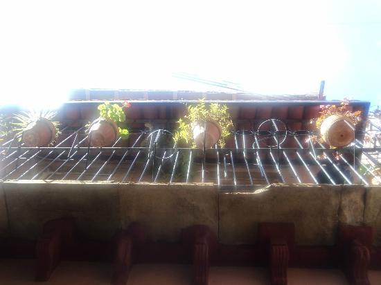 Balcón de Casa de Pita
