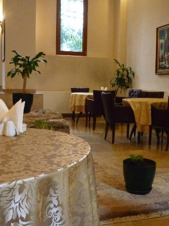 Acra Hotel: Sala colazioni