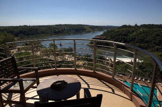 Amerian Portal del Iguazu: Vista desde la habitación.