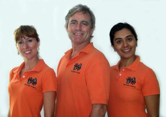 Healing Hands Massage & Ayurveda Spa : Team Healing Hands