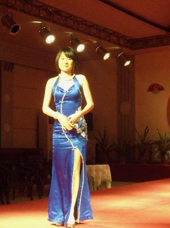 Sheraton Guilin Hotel: Desfile de perlas