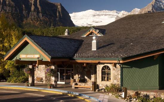 Lake Louise Inn Restaurant Menu