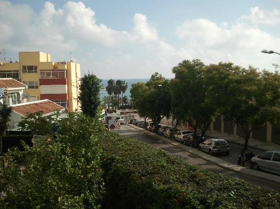 Doramar Apartments Benalmadena: The sea view