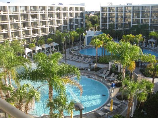 شيراتون ليك بوينا فيستا ريزورت: Nice pool area 