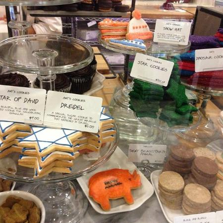 Dean & Deluca: Holiday Season cookies