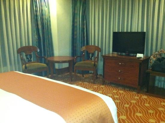 Holiday Inn Manila Galleria: spacious room