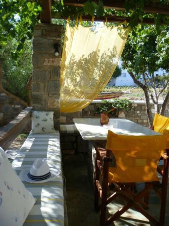 بنسيون صوفيا: Mediterranean terraces 