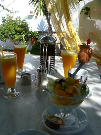 بنسيون صوفيا: Breakfast 