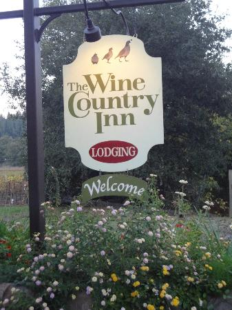 The Wine Country Inn: Wine Country Inn
