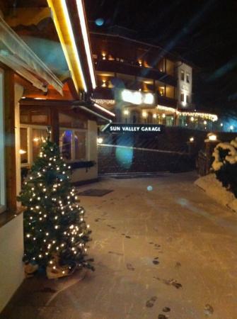 Hotel Sun Valley: dic 2012