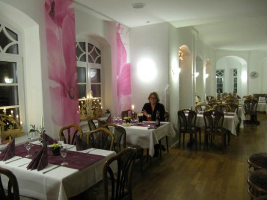 Villa Wilisch : Restaurant