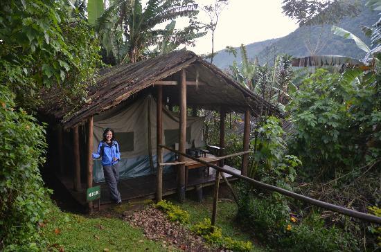"Lake Kitandara Tented Camp: We stayed in the ""Nick"""