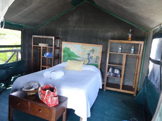 Cesiak Centro Ecologico Sian Ka'an: tent 6