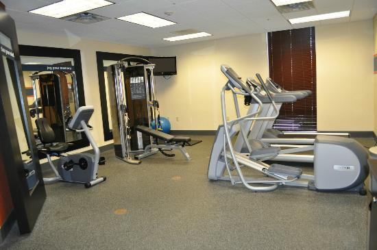 ‪‪Hampton Inn & Suites Exmore - Eastern Shore‬: Hampton Inn & Suites Exmore - Hotel Fitness Center‬
