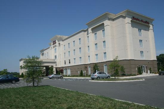Hampton Inn & Suites Exmore - Eastern Shore: Hampton Inn & Suites Exmore - Hotel
