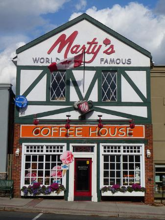 Marty's World Famous Cafe