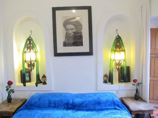 Riad Villa El Arsa: Le Fqih Double Room