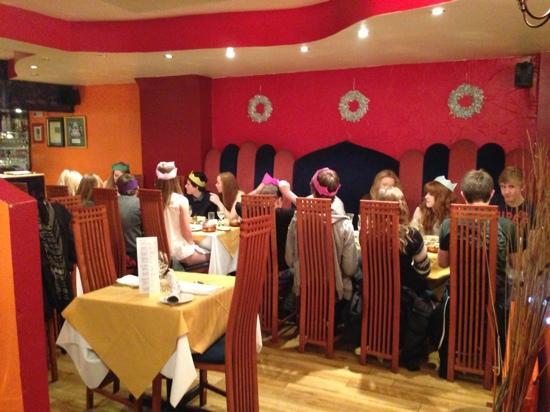 Lakeland Spice : Christmas party