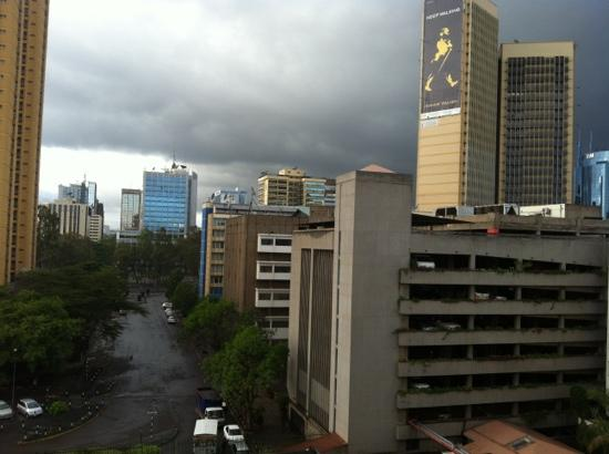 InterContinental Nairobi: view