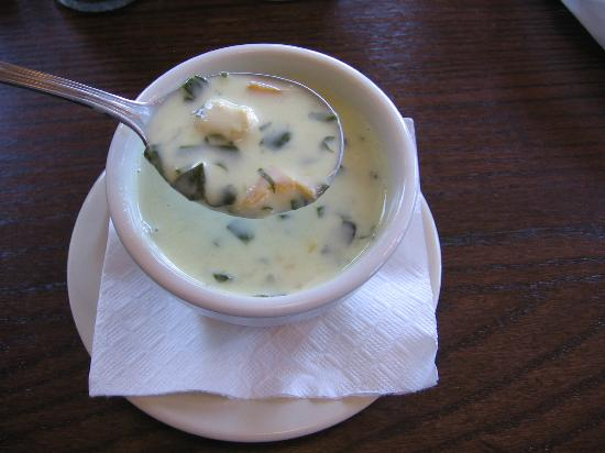 Otto's Place : Cup of Soup