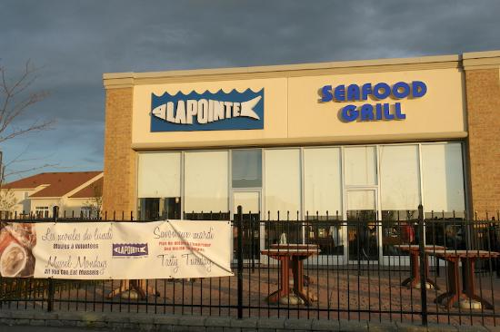 Lapointe Seafood Grill