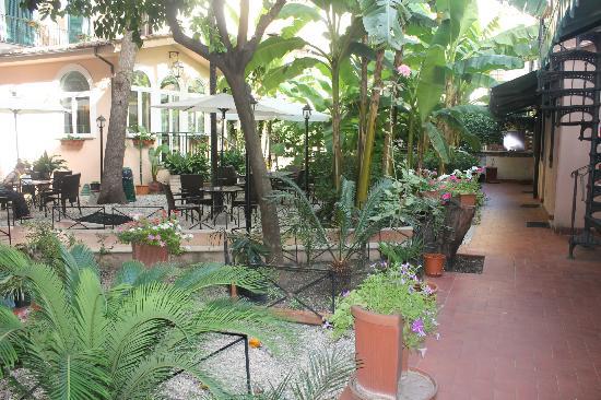 Astoria Garden: ESTA BIEN PARQUIZADO