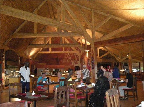 Royal Horizon Baobab : het restaurant