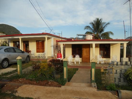 Villa Jorge y Ana Luisa: l'esterno