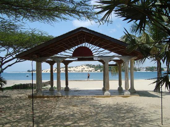 Lamu Old Town : tempietto Lamu