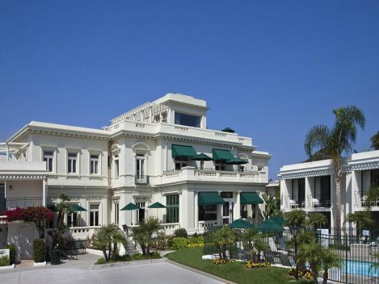 Glorietta Bay Inn: Spreckels Mansion