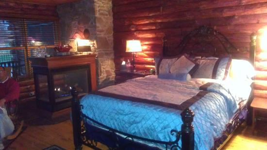 "Bear Mountain Lodge: ""The Wilds"" Room"