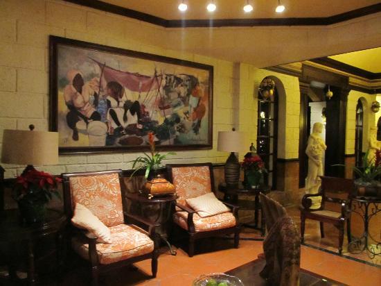 Sandals Negril Beach Resort & Spa: lobby