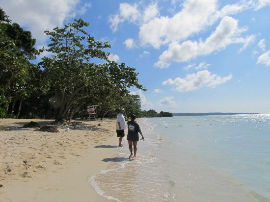 Sandals Negril Beach Resort & Spa: beach