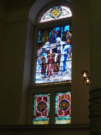 St. George's Cathedral: Window 1