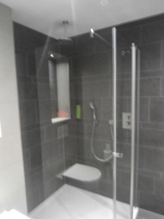 Hotel Golden Tulip Amsterdam West: Shower