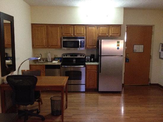 Indoor pool picture of hyatt house chicago schaumburg - 2 bedroom suites in schaumburg il ...