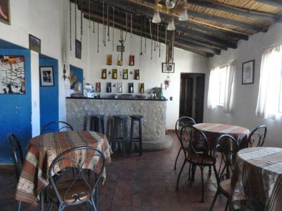 Hostal Magia de San Juan: Restaurant