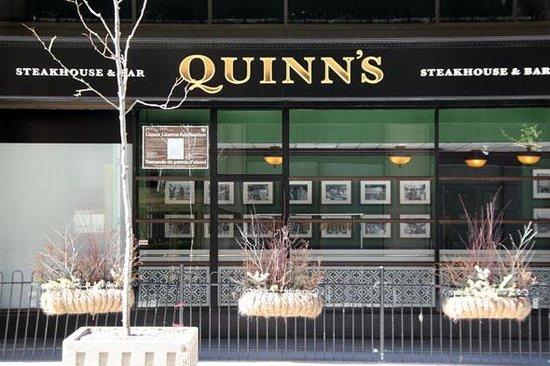 Quinn S Steakhouse Restaurant Toronto Reviews
