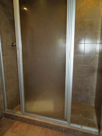 Hotel Casa Blanca Mexico City: ampia doccia