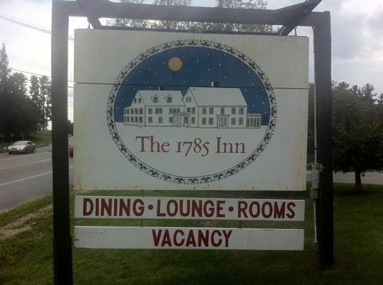 1785 Inn: My Favorite Place to Stay and Eat.