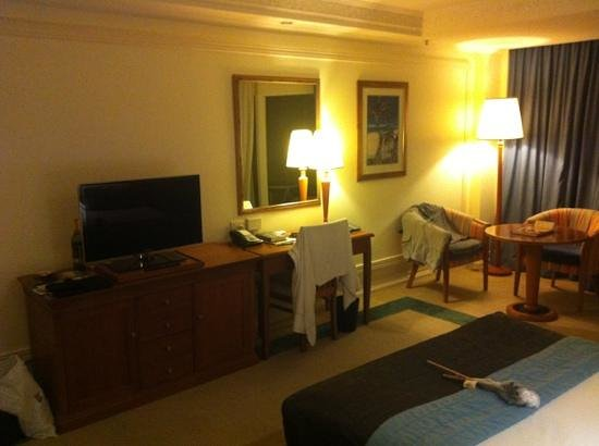 Pullman Cairns International: room