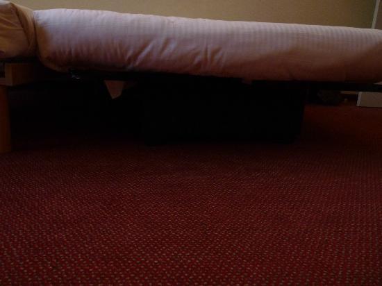 Hotel Brussels: la caja y el colchón