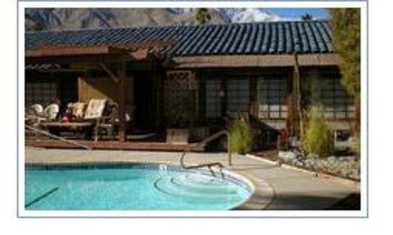 Photo of Sakura Japanese Bed and Breakfast Inn Palm Springs