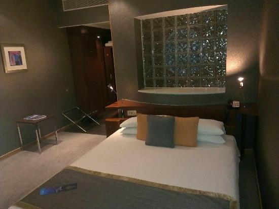 راديسون بلو هوتل جلاسكو: Standard Room 