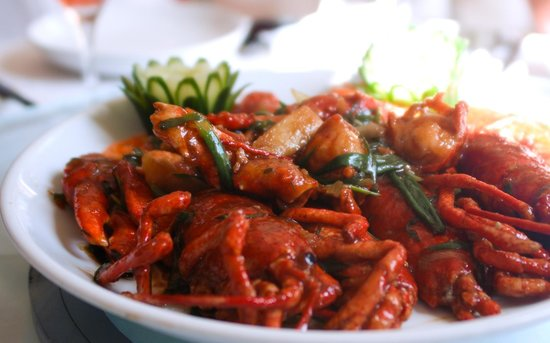 China King Restaurant Foto