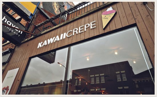 Kawaii Crepe