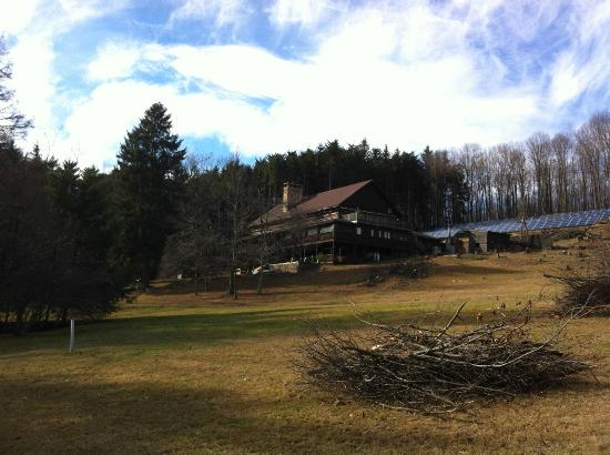 Savage River Lodge: The main lodge