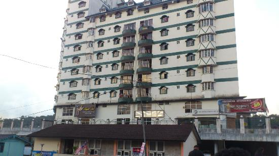 Star Regency Hotel & Apartments: Hotel View from the street